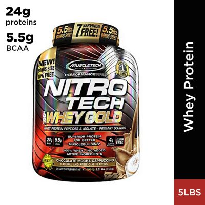 nitrotech whey gold