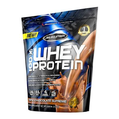 Muscletech100WheyProtein5lbs