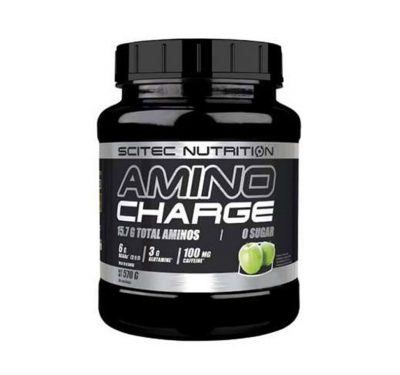 ScitecNutritionAminoCharge gen