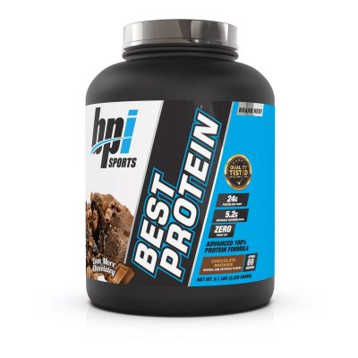 best protein chocolate brownie 72 serv