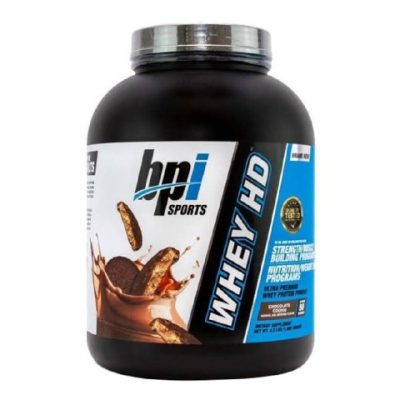 prd 1012977 BPI Sports WheyHD Ultra Premium 4.2 lb Chocolate Cookie c l