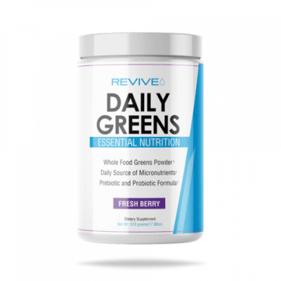 daily greens berry