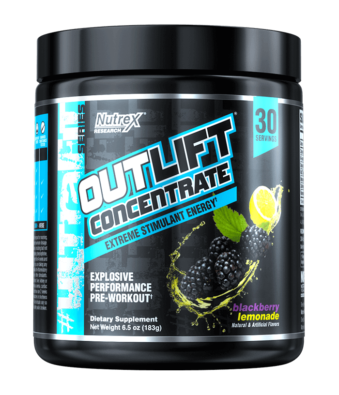 outlift concentrate blackberry lemonade