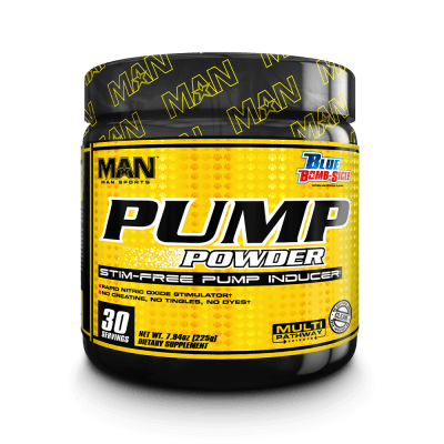 MAN Pump Powder 2 BB S STR